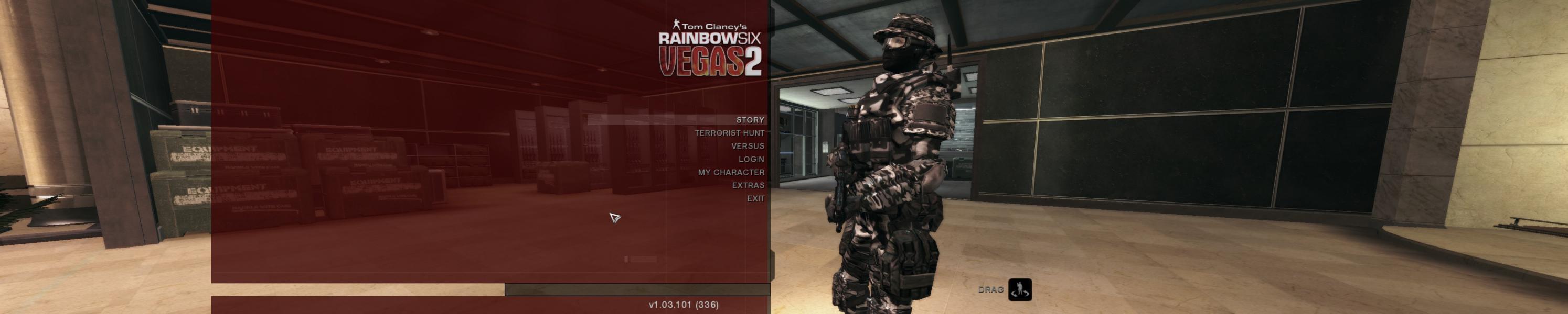 rainbow six: vegas 2 | wsgf