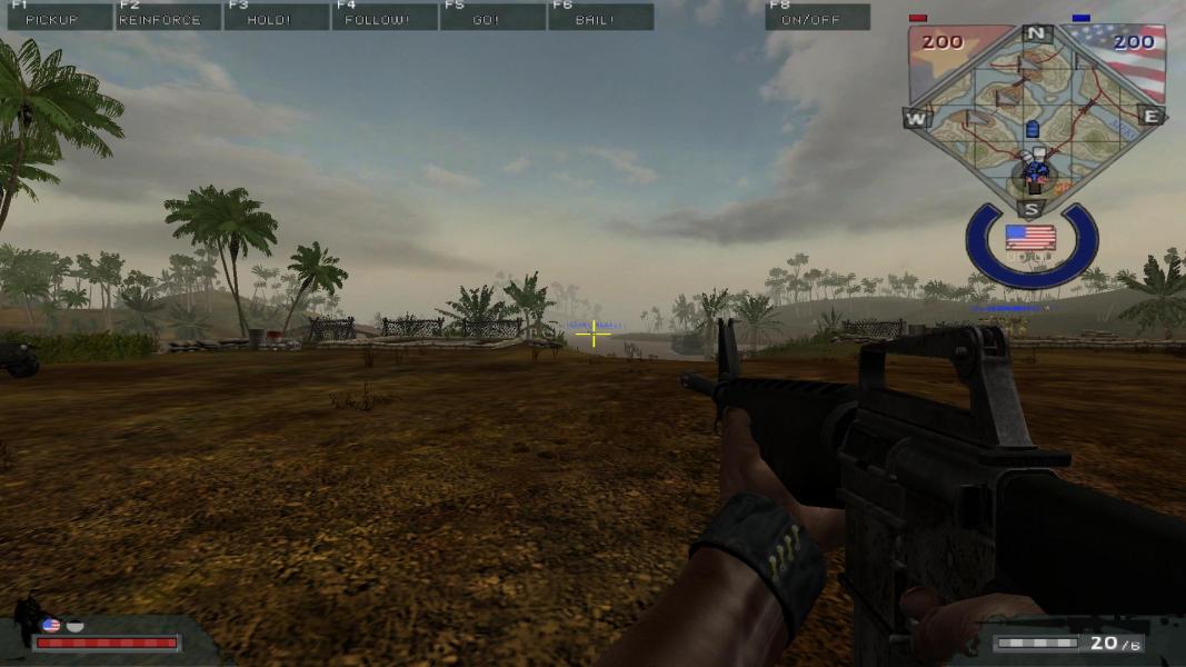 Battlefield Bad Company 2 Vietnam: Flammenwerfer in Aktion