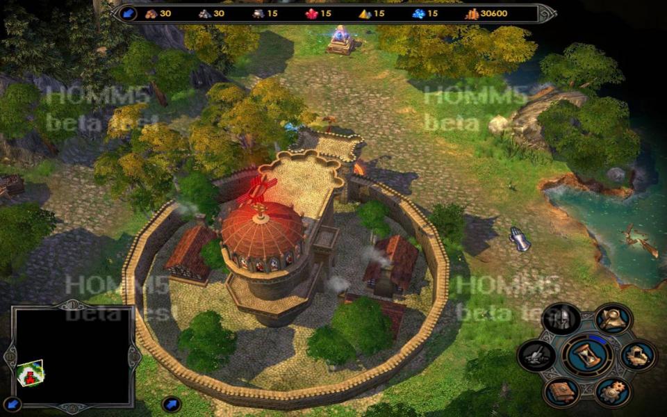 скачать игру Heroes Of Might And Magic 5 на русском через торрент - фото 9