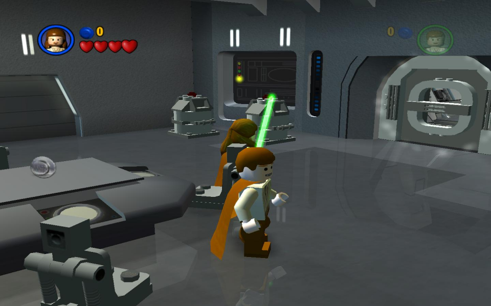 lego star wars: the video game | wsgf