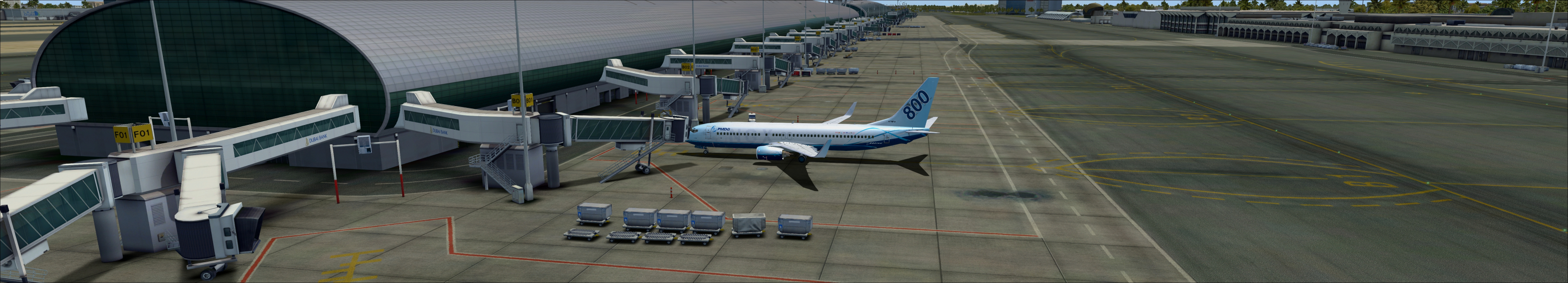 Microsoft Flight Simulator X | WSGF