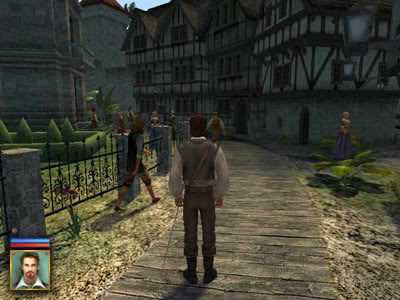 Pirates of the Caribbean Download (2003 Role playing Game)