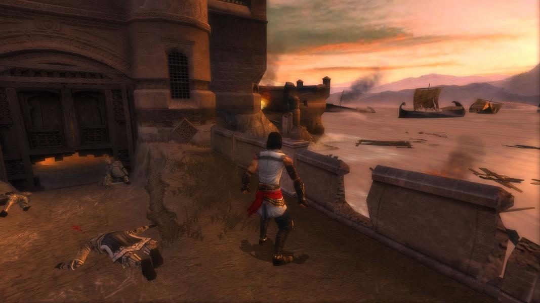 Znalezione obrazy dla zapytania two thrones prince of persia