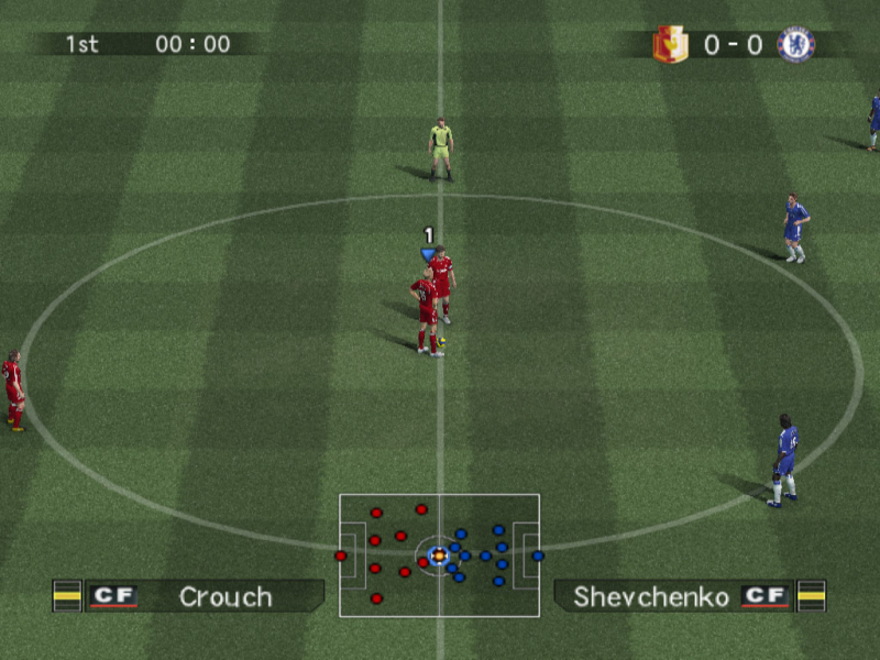 Pro Evolution Soccer 6 PS2 Gameplay HD (PCSX2) - YouTube