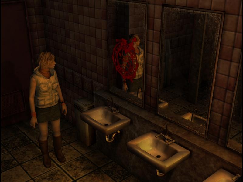 Silent Hill 3 Wsgf