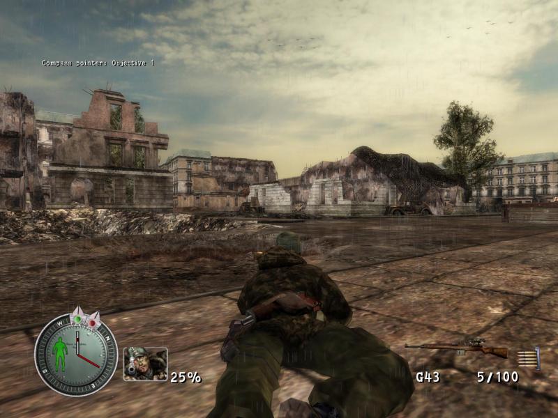 Скачать игры на компьютер sniper elite