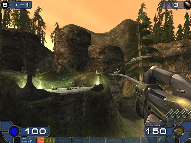 Unreal Tournament 2003.