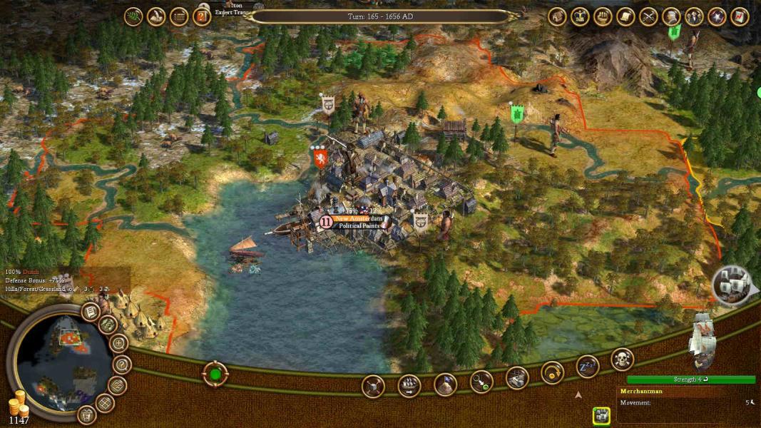 Sid Meier's Civilization IV Game Guide   gamepressure.com