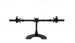 Freedom Triple Desk Stand w/ Wings