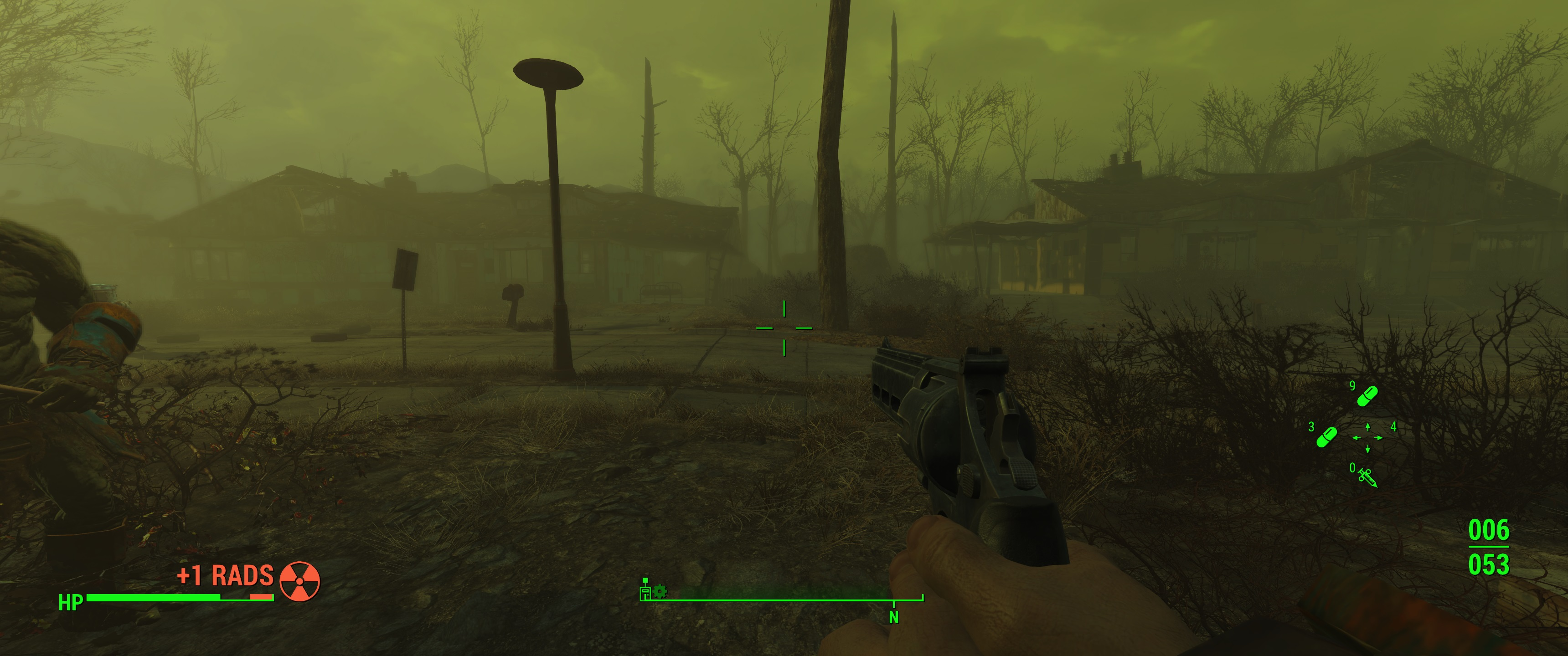 WSGF • View topic - Fallout 4 21:9