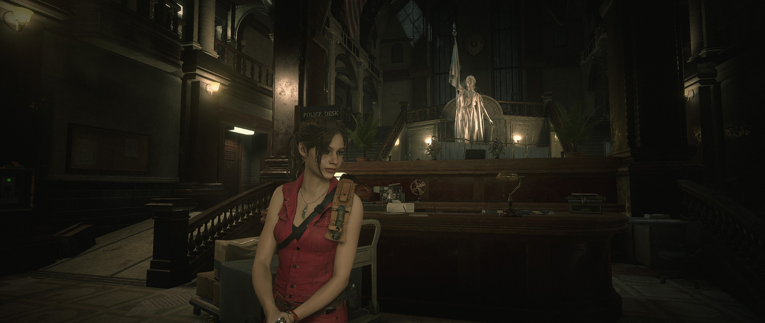 WSGF • View topic - Wrong FOV: RESIDENT EVIL 2 / BIOHAZARD RE:2 2019