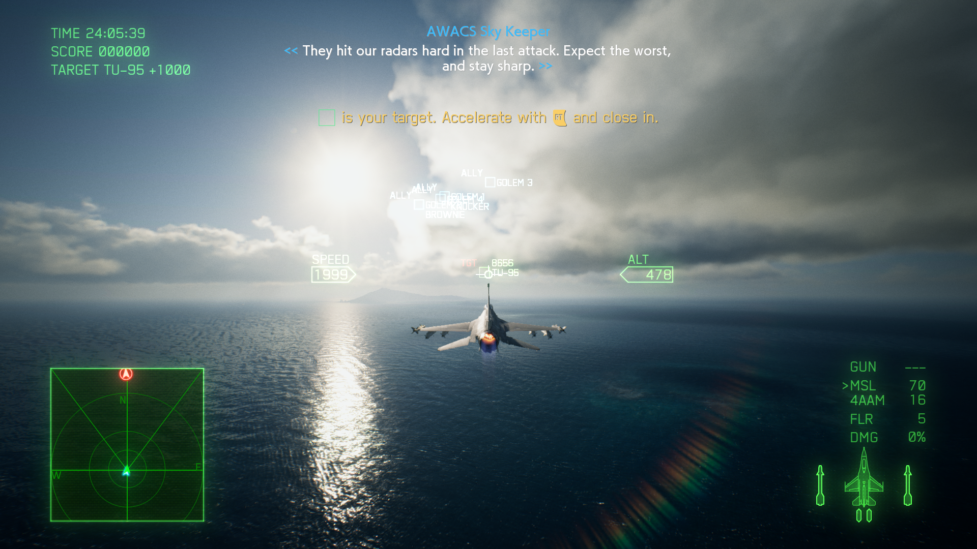 WSGF • View topic - Ace Combat 7 FOV Changer (Update: Patch 1)