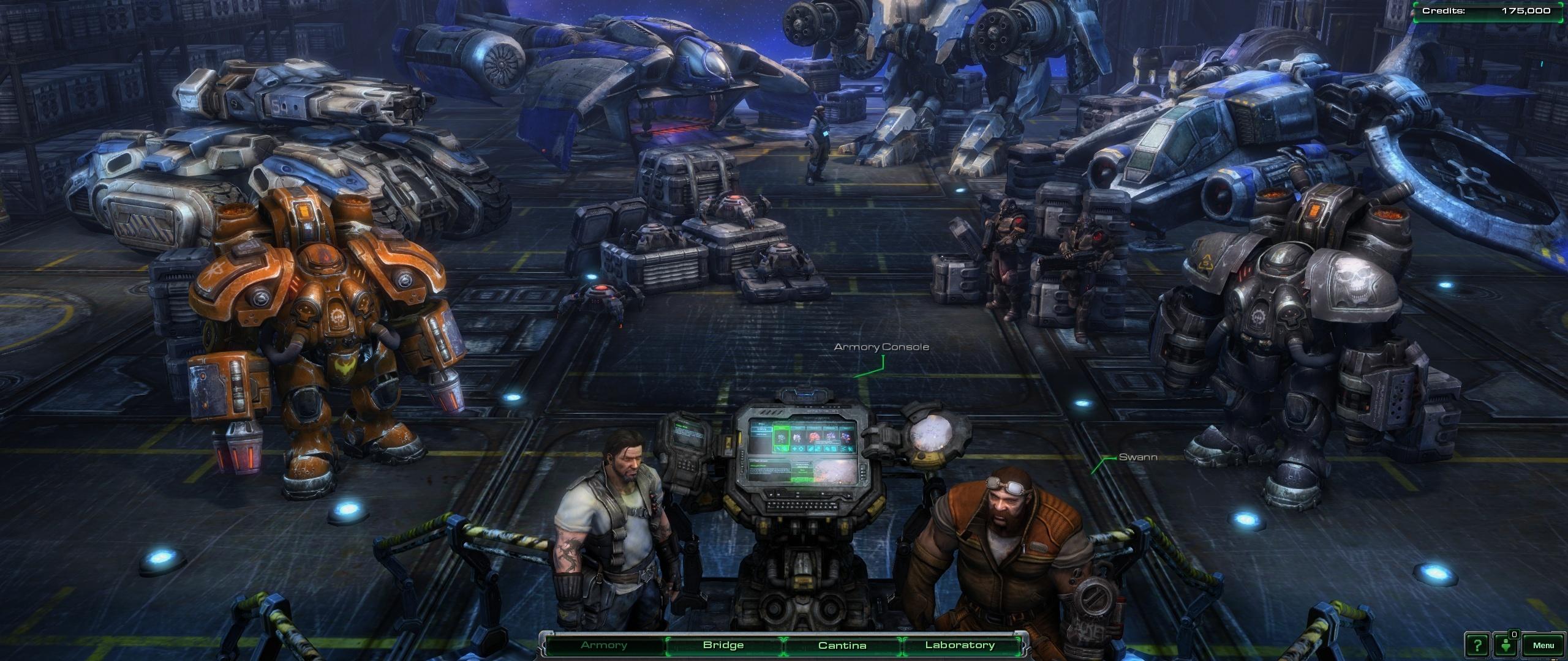 WSGF • View topic - Starscraft 2 21:9 and multi-monitor finally!
